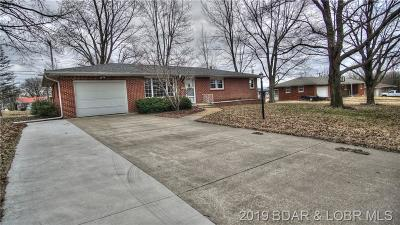 Single Family Home For Sale: 106 Carolyn Drive
