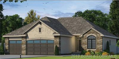 Four Seasons Single Family Home Active Under Contract: Tbd Lot #730 Fairlawn Drive