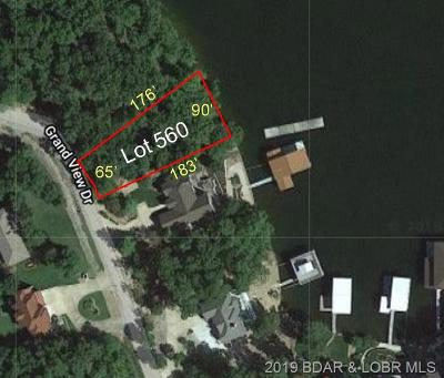 Residential Lots & Land For Sale: 560 Grand View Drive