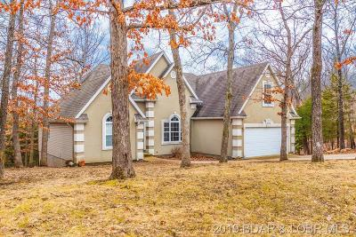 Lake Ozark Single Family Home For Sale: 258 Linn Creek Road