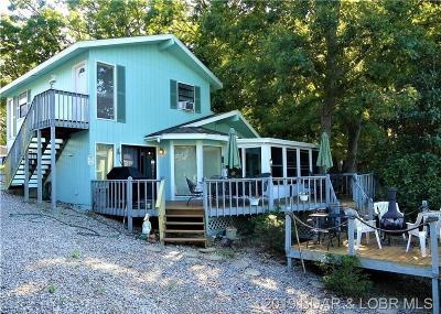 Sunrise Beach Single Family Home For Sale: 215 & 225 Greenleaf Drive