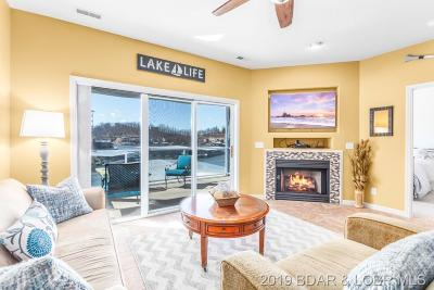 Lake Ozark Condo For Sale: 85 Monarch Cove Lane #2B