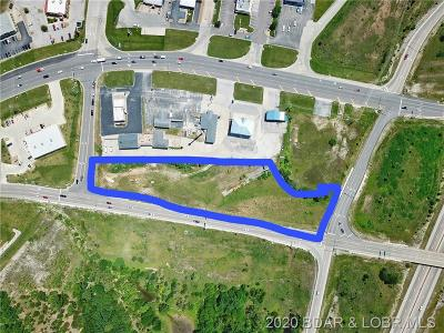 Commercial Active Under Contract: Lot A B C Osage Beach Parkway