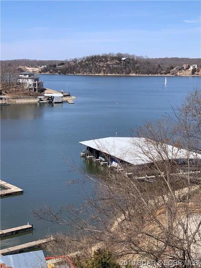 Lake Ozark Condo For Sale: 91 Wheelhouse Circle #6