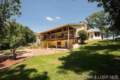Warsaw Single Family Home For Sale: 19913 Dwyer Road