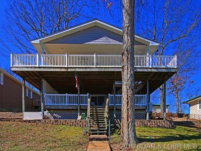 Sunrise Beach Single Family Home Active Under Contract: 978 Shawnee Bend One