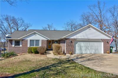 Osage Beach MO Single Family Home For Sale: $385,000