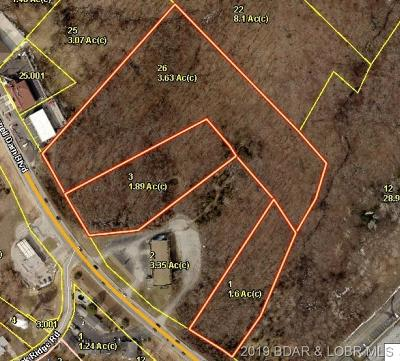 Lake Ozark Residential Lots & Land For Sale: Bagnell Dam Boulevard