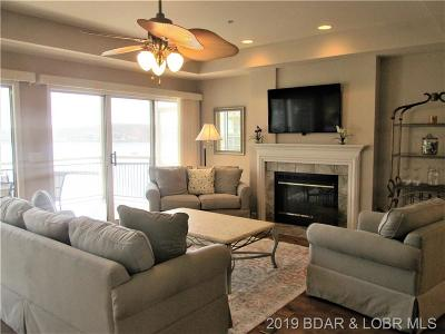 Lake Ozark Condo Active Under Contract: 392 Palisades Condo Drive W #1C