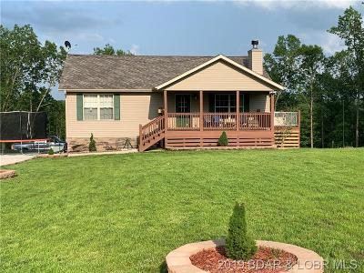 Camdenton Single Family Home For Sale: 132 Hunters Ridge