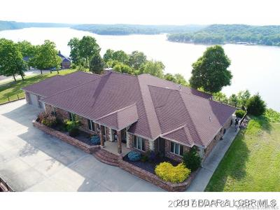 Camdenton Single Family Home Active Under Contract: 157 Lake Bluff