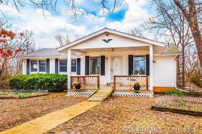 Rocky Mount Single Family Home Active Under Contract: 29347 Hwy Y
