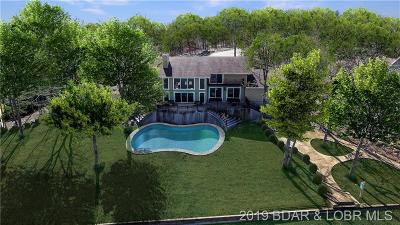 Lake Ozark Single Family Home For Sale: 1142 Cornett Branch Road