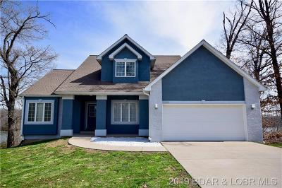 Camdenton Single Family Home For Sale: 2284 Bear Paw Road