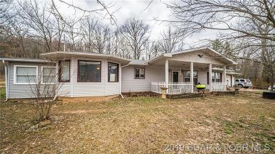 Single Family Home For Sale: 205 Peaceful Valley Road