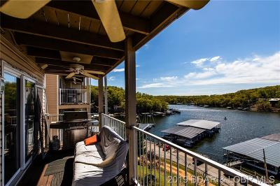 Lake Ozark Condo For Sale: 10 Wheelhouse Court #D-B2