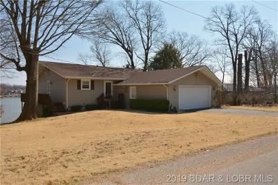 Camdenton Single Family Home Active Under Contract: 2783 Twin Rivers Road