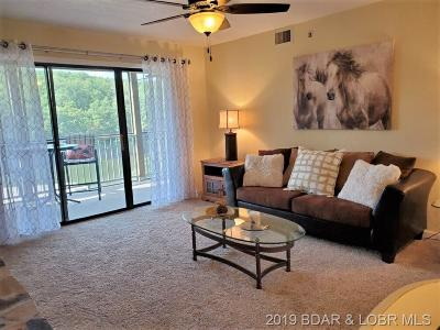 Osage Beach Condo For Sale: 611 Lazy Days Road #Z-6