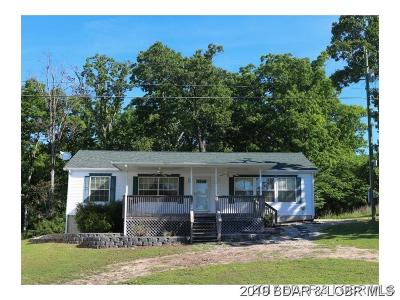 Single Family Home For Sale: 32310 Island View Road