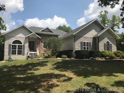 Camdenton Single Family Home For Sale: 234 Twisted Oaks Drive