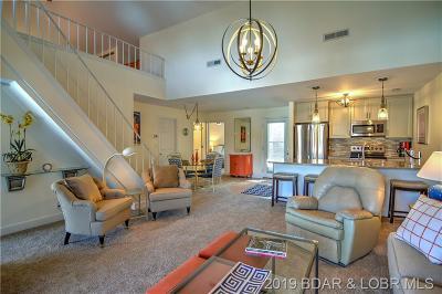 Lake Ozark Condo For Sale: 258 Regatta Bay Drive #4B