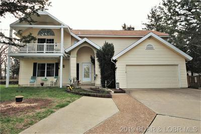 Osage Beach Single Family Home Active Under Contract: 6694 Boulder Drive
