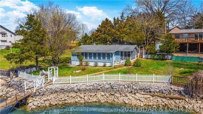 Camdenton Single Family Home For Sale: 51 Sycamore Beach Drive