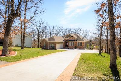 Osage Beach Single Family Home For Sale: 5626 Dude Ranch Road