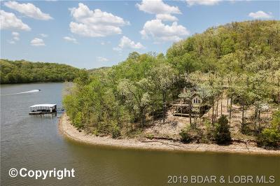 Stover Single Family Home For Sale: 29724 Lake Forrest Estates Drive