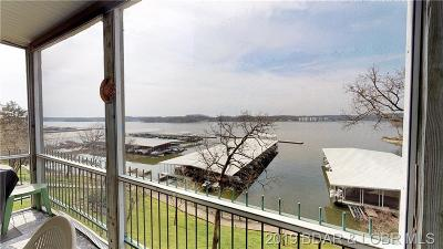 Lake Ozark Condo Active Under Contract: W801 Harbour Towne Drive #W801
