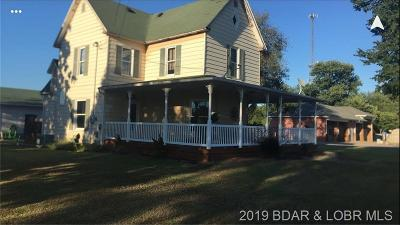 Stover Single Family Home For Sale: 305 Fourth Street E
