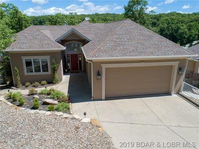 Camden County, Miller County, Morgan County Single Family Home For Sale: 254 East Lake Court