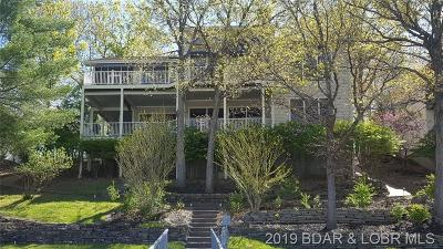 Four Seasons Single Family Home For Sale: 55 Point Hickory Court