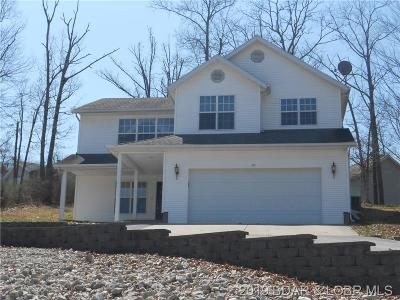 Camdenton Single Family Home Active Under Contract: 50 Shadow Oaks Drive