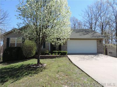 Osage Beach Single Family Home Active Under Contract: 2054 Kk Highway