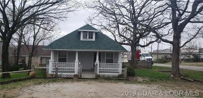 Camdenton Single Family Home Active Under Contract: 13 Pine Street