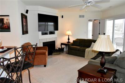 Osage Beach Condo Active Under Contract: 1359 Seascape Lane #402A