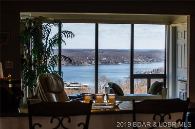 Lake Ozark Condo Active Under Contract: 37 La Jolla Drive #2A / 341
