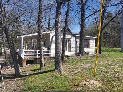 Camdenton Single Family Home Active Under Contract: 136 Cliff House Acres Circle