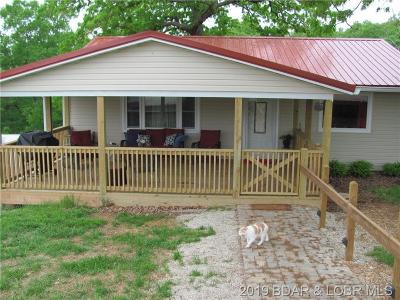 Sunrise Beach Single Family Home For Sale: 12115 N. State Hwy 5