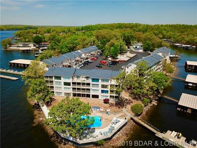 Lake Ozark Condo For Sale: 373 Barba Le Lane #3D