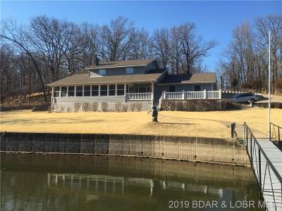 Sunrise Beach Single Family Home Active Under Contract: 487 Brush Creek Road