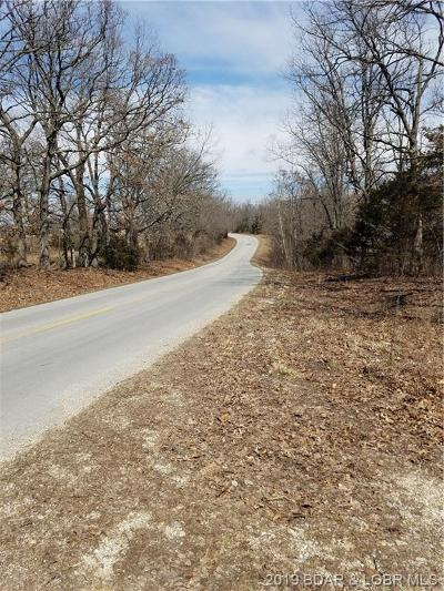 Camden County, Miller County, Morgan County Residential Lots & Land For Sale: Hwy W-3