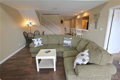 Osage Beach Condo Active Under Contract: 4800 Eagleview Drive #243
