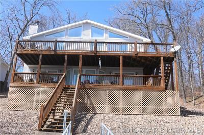 Lake Ozark MO Single Family Home For Sale: $379,000