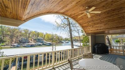 Osage Beach Condo For Sale: 6620 Lake Pointe Drive #15