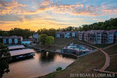 Lake Ozark Condo For Sale: 139 Barba Le Lane #3-C
