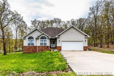 Camdenton Single Family Home Active Under Contract: 72 Enid Lane