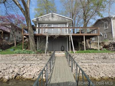 Climax Springs Single Family Home Active Under Contract: 1623 Apache Point