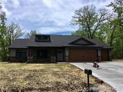 Four Seasons Single Family Home Active Under Contract: 696 Cornett Branch Road